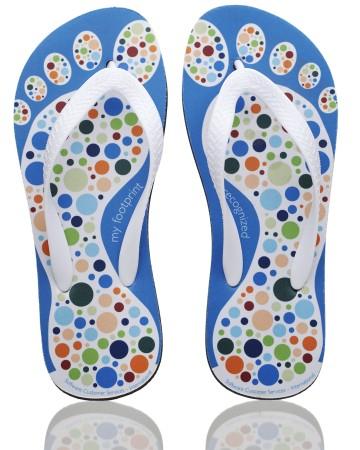 6. Make Your Own Flip Flops