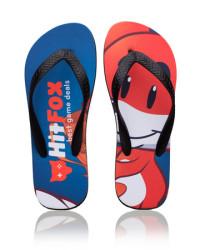 Custom Designed Flip Flops