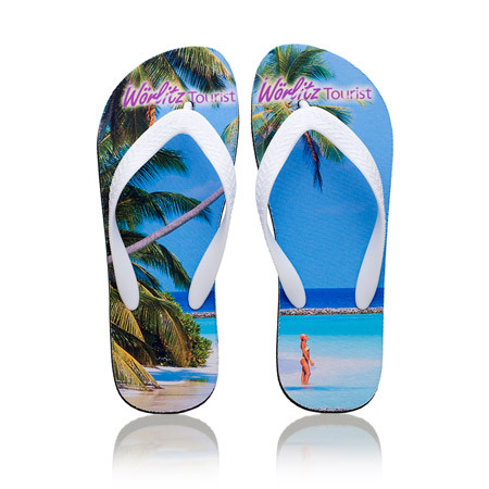 flip flops promotional gift