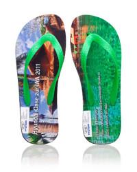 Fundraising Flip Flops
